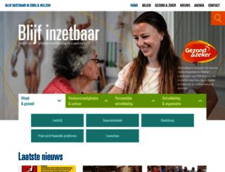 gezondenzeker.nl screenshot