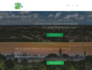 gezondverstandharen.nl screenshot