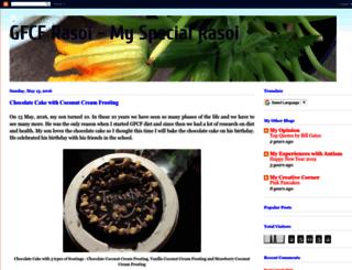 gfcfrasoi.blogspot.com screenshot