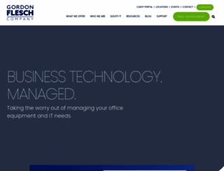 gflesch.com screenshot