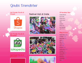 gfriendster.blogspot.com screenshot