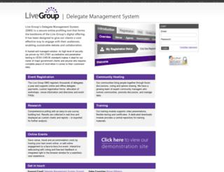 gg1.livegroup.co.uk screenshot