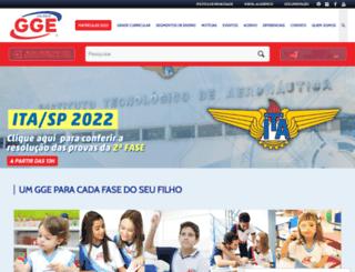 gge.com.br screenshot