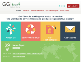 ggitrust.com screenshot