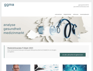 ggma.de screenshot