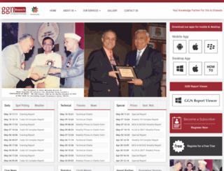 ggnresearch.com screenshot