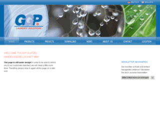 ggp-germany.com screenshot