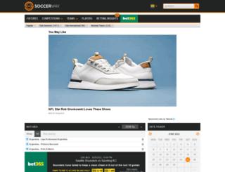 gh.soccerway.com screenshot