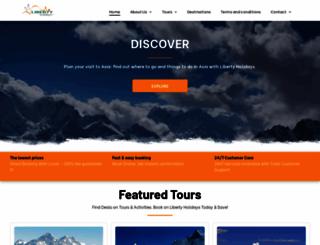 ghalegroup.com screenshot
