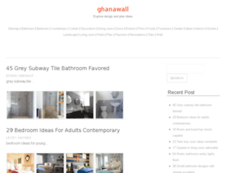 ghanawall.com screenshot