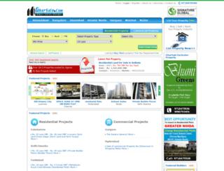 gharsale.com screenshot