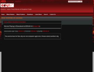 ghaziabad.ghoomo.com screenshot