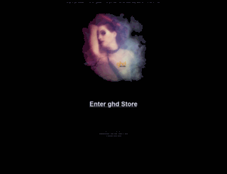 ghd-store.de screenshot