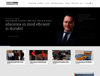 ghenea.ro screenshot