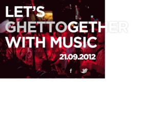 ghettoist.net screenshot