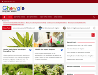 ghewgle.com screenshot