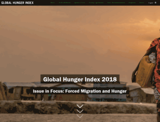 ghi.ifpri.org screenshot