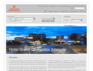 ghihotels.com.sg screenshot