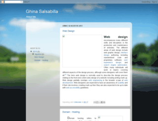 ghinasalsa72.blogspot.com screenshot