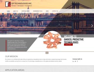 ghiocel-tech.com screenshot