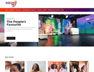 ghonetv.com screenshot