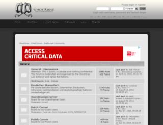 ghostgraz.com screenshot