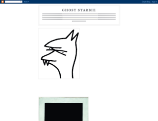 ghoststarbie.blogspot.com screenshot