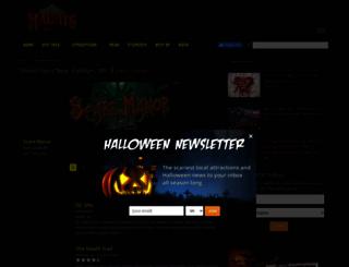 ghostwalks.org screenshot