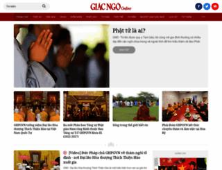 giacngo.vn screenshot