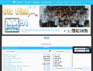 giadinha1.biz screenshot