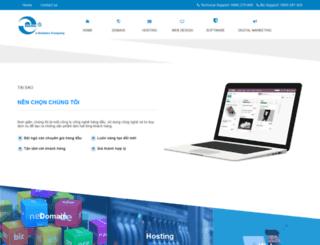 giaiphapdientu.com screenshot