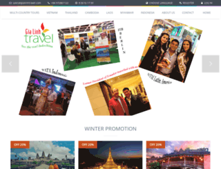 gialinhtravel.com screenshot