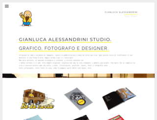 gianlucaalessandrini.it screenshot