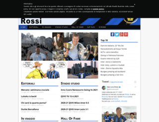gianlucarossi.it screenshot