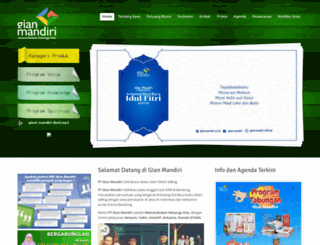 gianmandiri.co.id screenshot