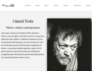 giannitesta.it screenshot