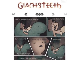 giantsteeth.com screenshot