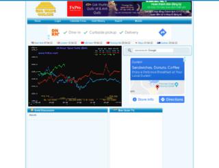 giavangonline.com screenshot