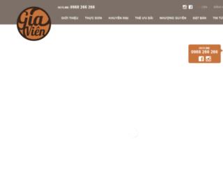 giavien.vn screenshot