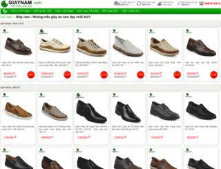 giaynam.com screenshot