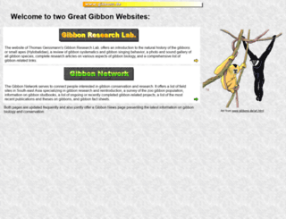 gibbons.de screenshot