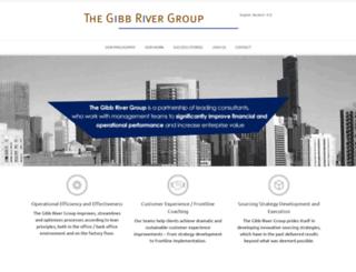 gibbriver.com screenshot