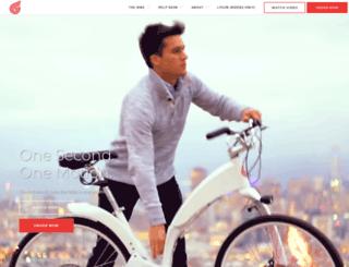 gibike.com screenshot