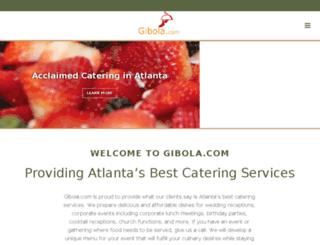 gibola.com screenshot