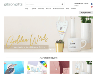 Access gibsongifts com au  Wholesale Giftware - Gift & Homeware