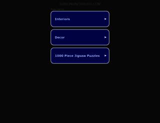 gibsonsinteriors.com screenshot