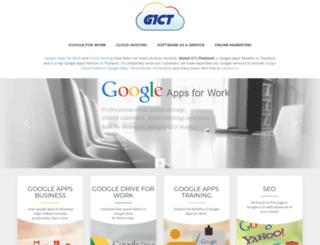 gict.co.th screenshot