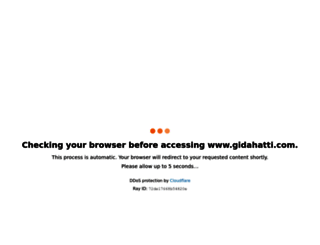 gidahatti.com screenshot
