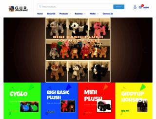 giddyuprides.com screenshot