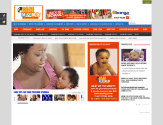 gidimoms.com screenshot